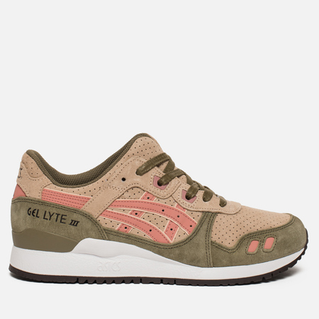 Женские кроссовки ASICS Gel-Lyte III Amberlight/Rose Dawn