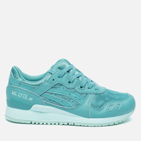 Женские кроссовки ASICS Gel-Lyte III Lace Mesh Pack Bay/Agate Green