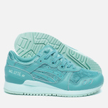 Женские кроссовки ASICS Gel-Lyte III Lace Mesh Pack Bay/Agate Green фото- 2