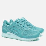 Женские кроссовки ASICS Gel-Lyte III Lace Mesh Pack Bay/Agate Green фото- 1