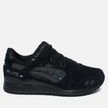 Женские кроссовки ASICS Gel-Lyte III Borealis Pack Black/Black фото- 0