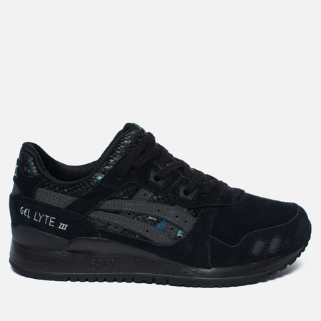 ASICS Gel-Lyte III Women's sneakers Black/Black