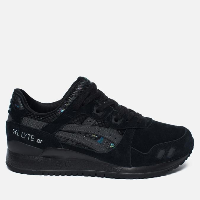 Женские кроссовки ASICS Gel-Lyte III Borealis Pack Black/Black