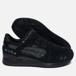 Женские кроссовки ASICS Gel-Lyte III Borealis Pack Black/Black фото- 2