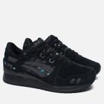 Женские кроссовки ASICS Gel-Lyte III Borealis Pack Black/Black фото- 1