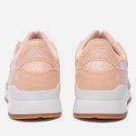 Женские кроссовки ASICS Gel-Lyte III Bleached Apricot/White фото- 3