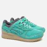 Женские кроссовки ASICS Gel-Lyte III Cockatoo Green Turquoise/Grey/Beige фото- 2