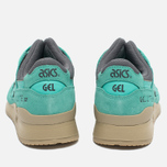 Женские кроссовки ASICS Gel-Lyte III Cockatoo Green Turquoise/Grey/Beige фото- 5