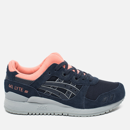 Женские кроссовки ASICS Gel-Lyte III Core Plus Pack India Ink
