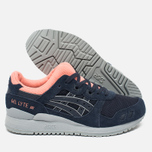 ASICS Gel-Lyte III Core Plus Pack Women's Sneakers India Ink photo- 2