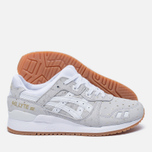 Женские кроссовки ASICS Gel-Lyte III Gold Pack White/White фото- 2