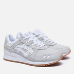 Женские кроссовки ASICS Gel-Lyte III Gold Pack White/White фото- 1