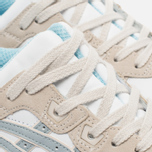 Женские кроссовки ASICS Gel-Lyte III Agate Pack Light Grey/White/Blue фото- 3