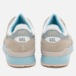 Женские кроссовки ASICS Gel-Lyte III Agate Pack Light Grey/White/Blue фото- 5