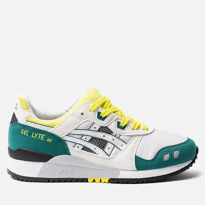 Женские кроссовки ASICS Gel-Lyte III OG 30th Anniversary White/Yellow