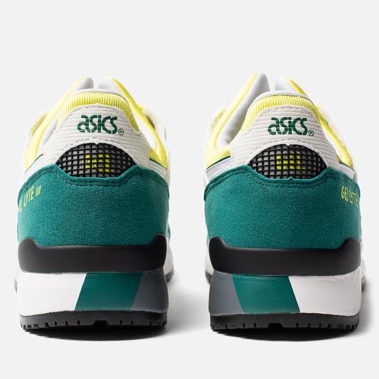 Женские кроссовки ASICS Gel-Lyte III OG 30th Anniversary White/Yellow