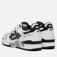Женские кроссовки ASICS Gel-Lyte III OG White/Black фото- 2