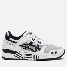 Женские кроссовки ASICS Gel-Lyte III OG White/Black фото- 3