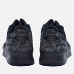 Женские кроссовки ASICS Gel-Lyte III Reflective Print Lace Pack Black/Black фото- 3