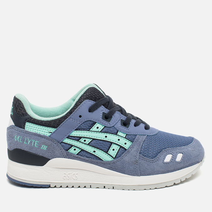 Женские кроссовки ASICS Gel-Lyte III Women's Specific Pack Stone Wash/Light Mint