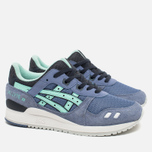 Женские кроссовки ASICS Gel-Lyte III Women's Specific Pack Stone Wash/Light Mint фото- 1