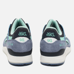 Женские кроссовки ASICS Gel-Lyte III Women's Specific Pack Stone Wash/Light Mint фото- 3