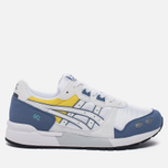 Женские кроссовки ASICS Gel-Lyte OG White/Blue/Yellow фото- 0