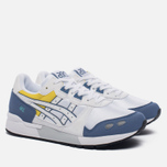 Женские кроссовки ASICS Gel-Lyte OG White/Blue/Yellow фото- 2