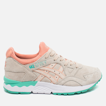 ASICS Gel-Lyte V Women's Sneakers Beige/Salmon/Mint