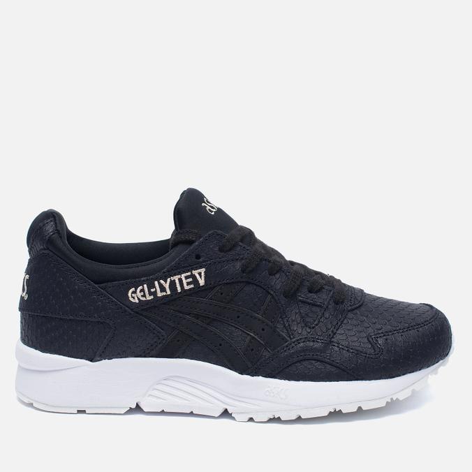 Женские кроссовки ASICS Gel-Lyte V Black/Black