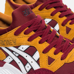 Женские кроссовки ASICS Gel-Lyte V Core Plus Pack Burgundy/White фото- 3
