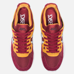 Женские кроссовки ASICS Gel-Lyte V Core Plus Pack Burgundy/White фото- 4