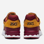 Женские кроссовки ASICS Gel-Lyte V Core Plus Pack Burgundy/White фото- 5