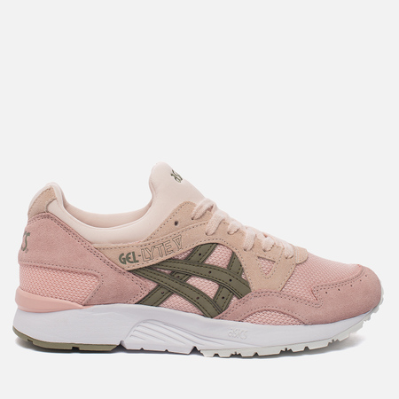 Женские кроссовки ASICS Gel-Lyte V Evening Sand/Aloe