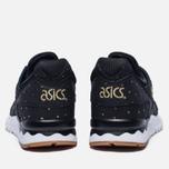 Женские кроссовки ASICS Gel-Lyte V Gold Pack Black/Black фото- 3