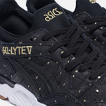 Женские кроссовки ASICS Gel-Lyte V Gold Pack Black/Black фото- 5