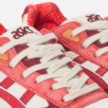 Женские кроссовки ASICS Gel Saga Autumn Brights Pack Off-White/Red фото- 5