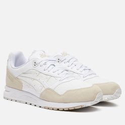Женские кроссовки ASICS Gel-Saga Leather White/White