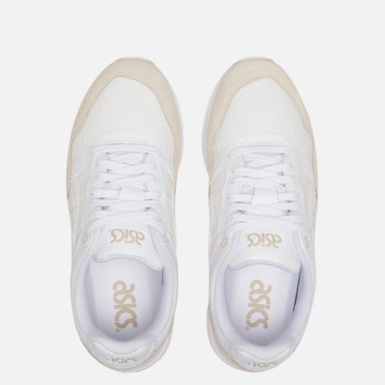 Женские кроссовки ASICS Gel-Saga Leather White/White