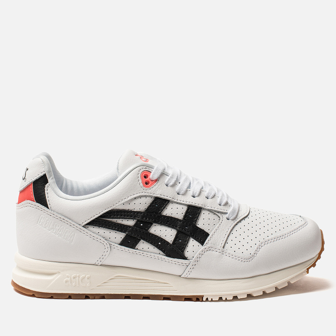 Кроссовки ASICS Gel-Saga White/Black/Orange