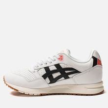 Кроссовки ASICS Gel-Saga White/Black/Orange фото- 5