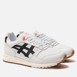 Кроссовки ASICS Gel-Saga White/Black/Orange фото- 2