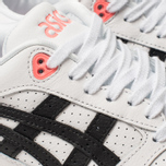 Кроссовки ASICS Gel-Saga White/Black/Orange фото- 6