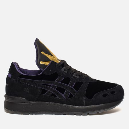 Женские кроссовки ASICS x Disney Gel-Lyte Black/Black