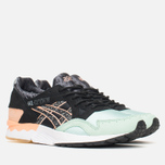 Женские кроссовки ASICS x Naked Gel-Lyte V Hafnia Mint/Coral/Black/White фото- 1