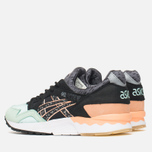 Женские кроссовки ASICS x Naked Gel-Lyte V Hafnia Mint/Coral/Black/White фото- 2