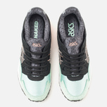 ASICS x Naked Gel-Lyte V Hafnia Women's Sneakers Mint/Coral/Black/White photo- 4