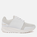 Женские кроссовки Common Projects Track White фото- 0