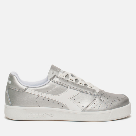 Женские кроссовки Diadora B.Elite L Metallic Silver Metalized