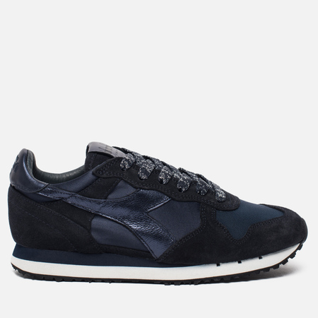 Женские кроссовки Diadora Heritage Trident Low Satin Blue Corsair